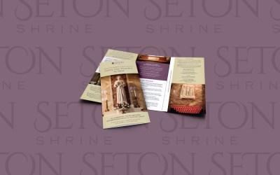 Seton Shrine Brochures