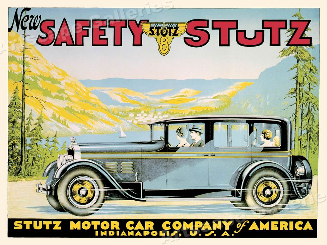 Stutz Motor Car Company Of America | Newmotorspot.co