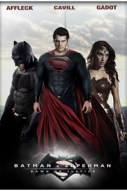 Dawn of justice trinity poster (fan-made)