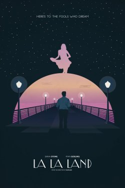 La La Land (Alternate Poster)
