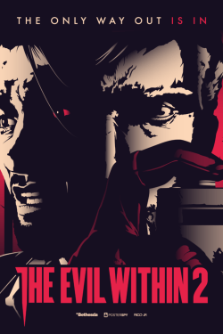 THE EVIL WITHIN 2 Poster Art