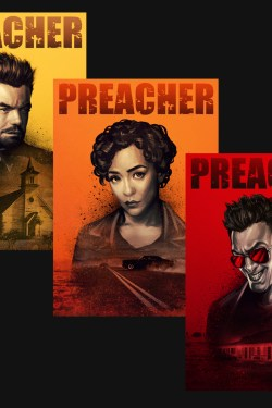 Preacher: Holy Trinity (all posters together!)