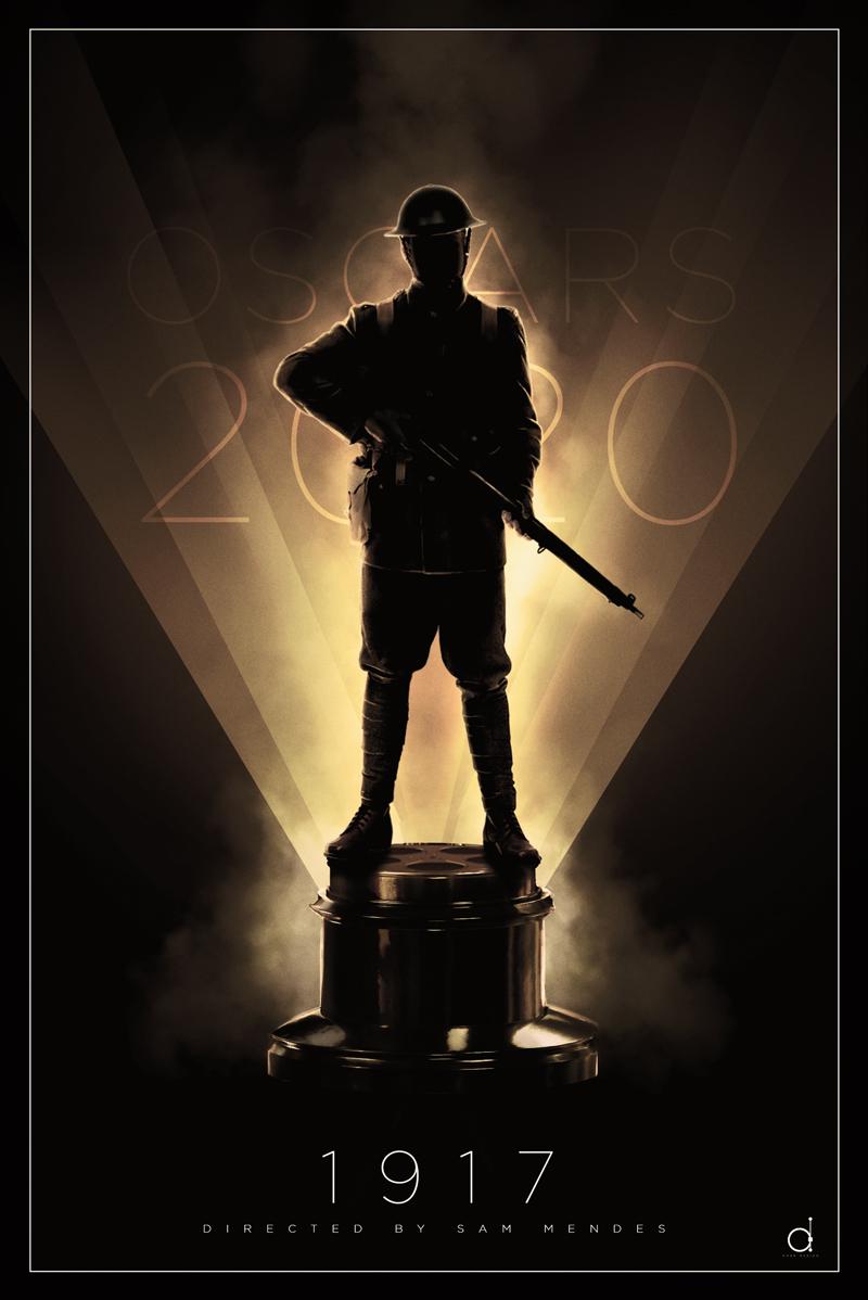 oscar nominee 2020 1917 posterspy
