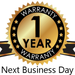 Extend the life of your printer with our 1 year warranty! All our warranties include next business day service from an HP technician, and include all parts and labor.