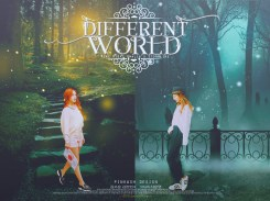 DIFFERENT WORLD POSTER