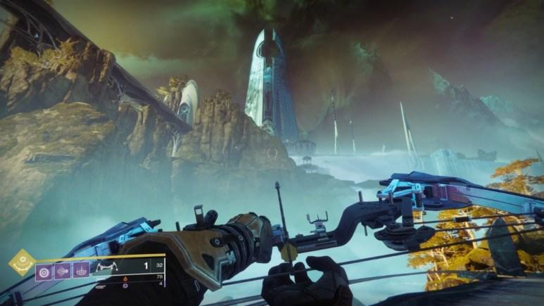 Destiny 2: Forsaken. La Ciudad Onírica.