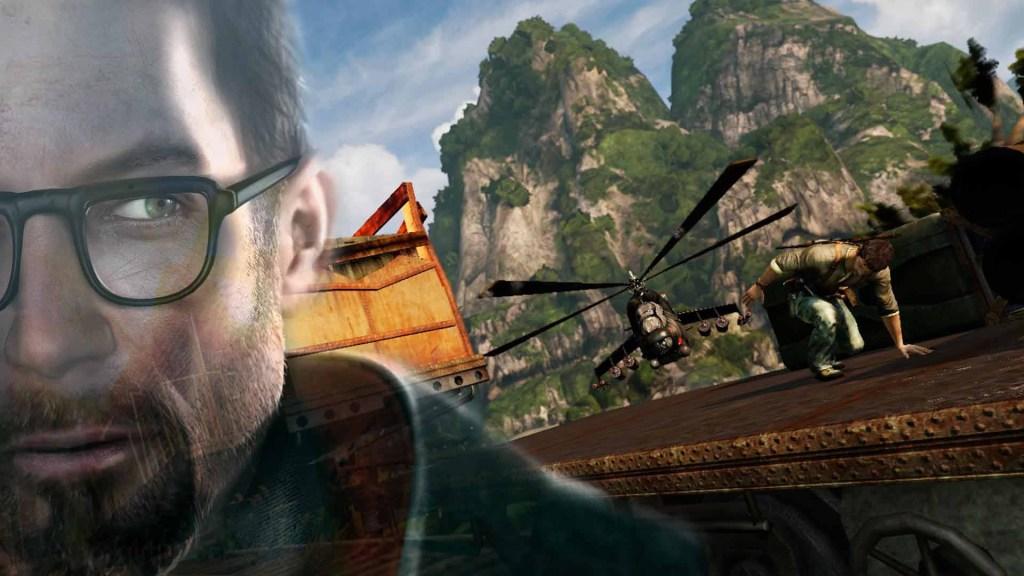 Half-Life Uncharted 2