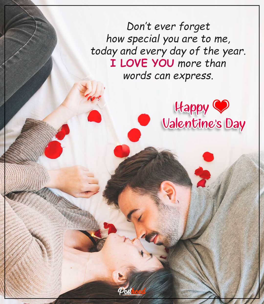 20 Romantic Valentine's Day Messages For Girlfriend – Posthood