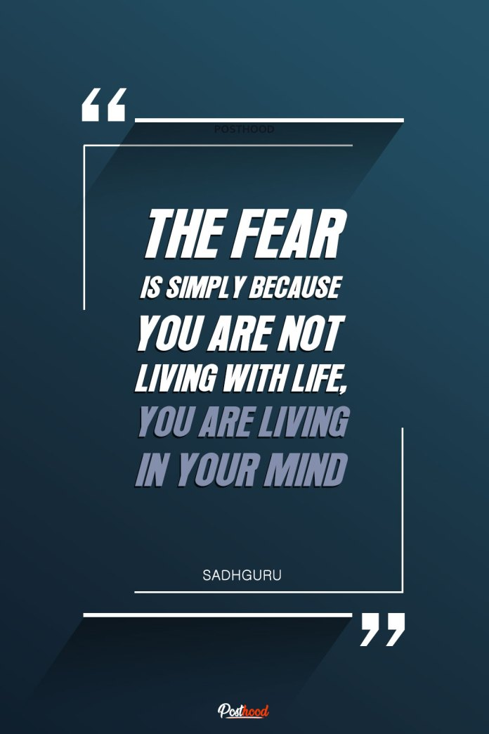 Empower your brain over your thoughts with these powerful control your mind quotes.