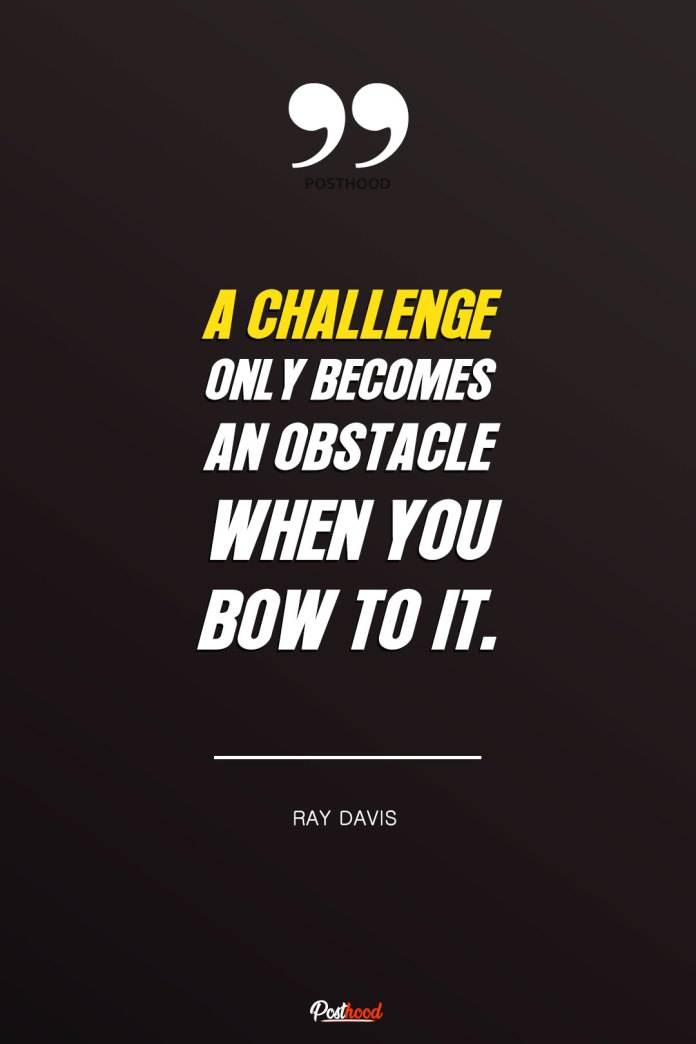 Get strength to overcome your challenging time with these motivational quotes on obstacles and depression.