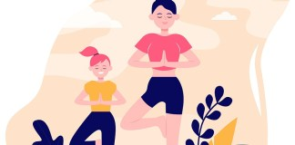 10 playful and printable kids yoga cards for daily practices of your children. Fun and engaging yoga sequences for your kids to learn yoga posture easily