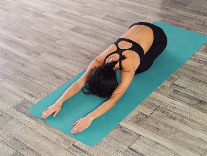 Improve your sleep quality with these best-tested yoga poses that will help to induce relaxation and sleep fast. Yoga for sleep.