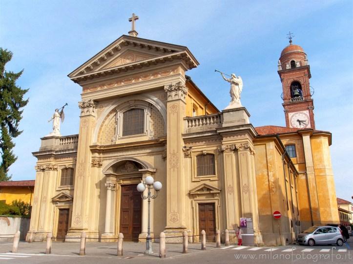 Il santuario della Beata Vergine di Vimercate