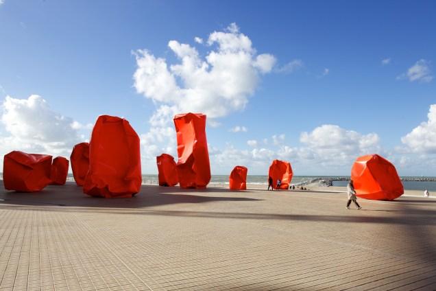 'Rock Strangers', Ostend.