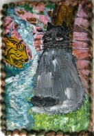 Marianne Bishop, Picasso Cat