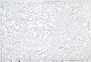 Evie Harris, Moonscape-White on white