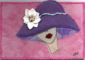 Maureen Curlewis, R23, Hats 1