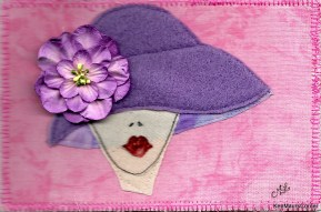 Maureen Curlewis, R23, Hats 3