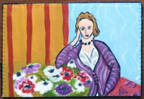 Sarah Ann Smith, d'apres Matisse