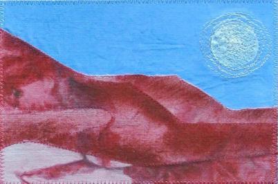 Gregersen, Red Landscape