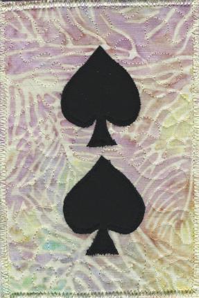 Colette Herrin, Deck of Cards (1)