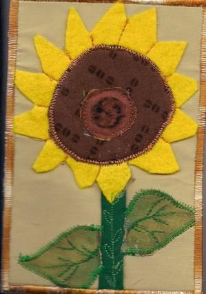 Sheila Lacasse, Sunflowers 3