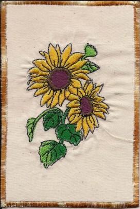 Sheila Lacasse, Sunflowers 4
