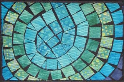 Marina Kitto, R22, Mosaic 2