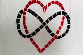 Meena Schaldenbrand, Hearts infinityMosaics