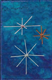 Colette Herrin, R24, Snowflakes