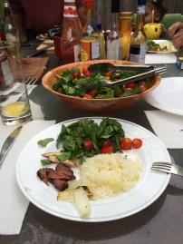 BBQ summer feast