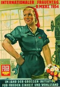 East German Poster