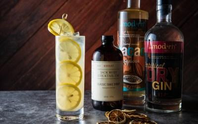 Imperial Gin & Tonic {Gin Tonic No. 2}