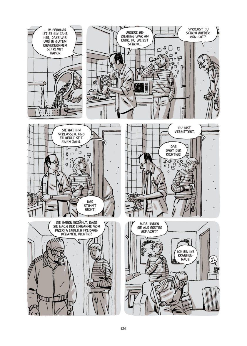 Paco Roca Die Heimatlosen S. 126