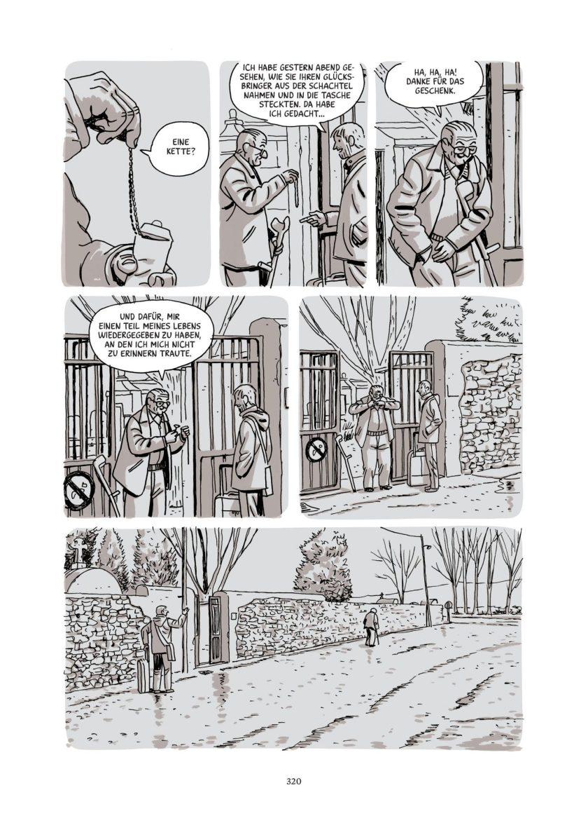 Paco Roca Die Heimatlosen S. 320