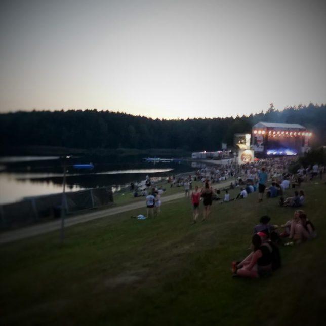 Kosmonaut Festival 2016 Gelände