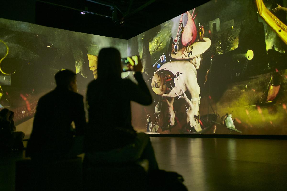 Hieronymus Bosch. Visions Alive - Meisterwerk oder Todsünde?