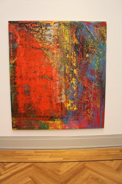 Gerhard Richter Museum Barberini
