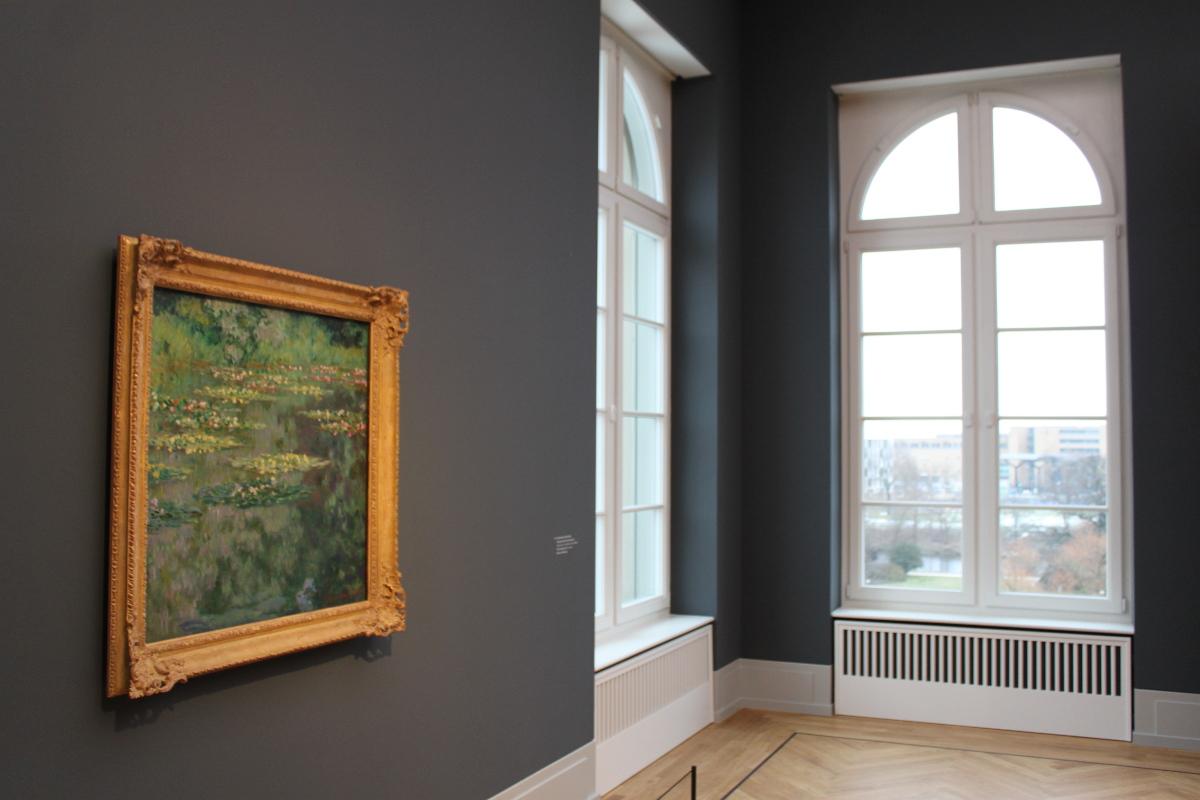 Museum Barberini - eine Kunstgeschichte des Augenblicks