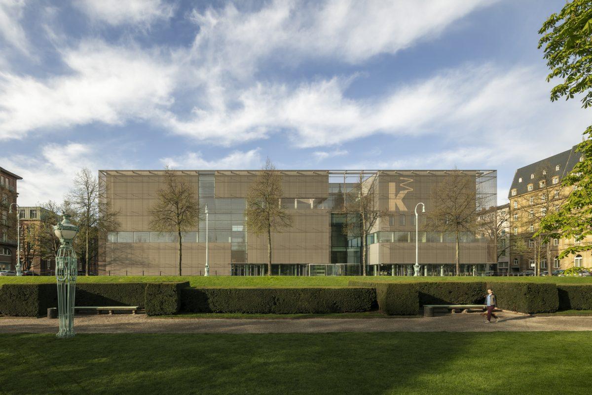Neueröffnung der Kunsthalle Mannheim - Kunstmuseum der Zukunft?