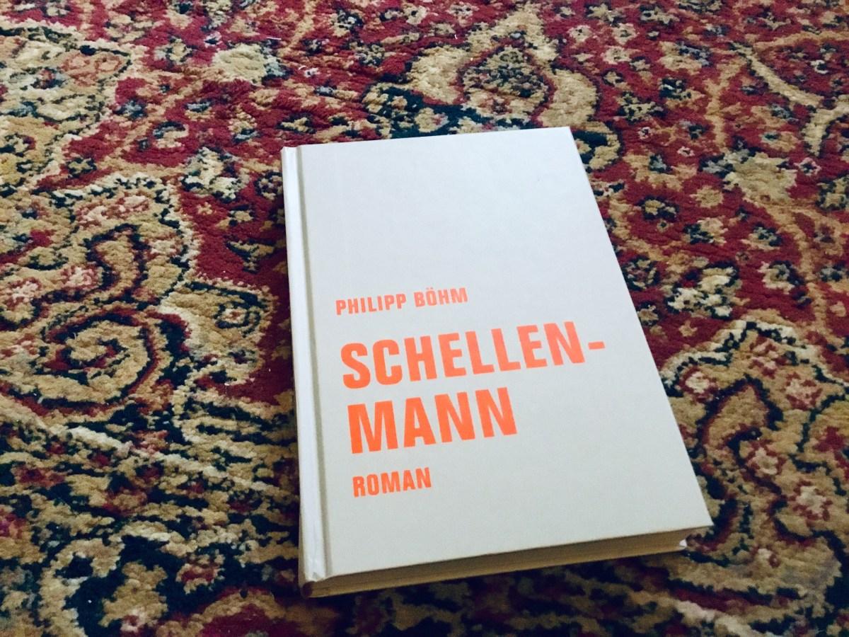 Schellenmann – ein Schwäbisch Noir