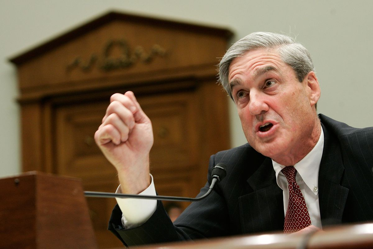 Mueller to Speak Before House