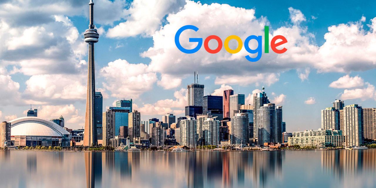 Sidewalk Toronto: A Google Smart City
