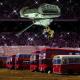 Johnny Hotchkiss pulls off flawless Flying Sherman trick at TankMX Games