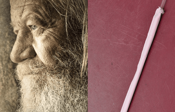 Opinion: There Was A Time You Could Remove The Paper From A Drinking Straw With Just A Jab On The Table