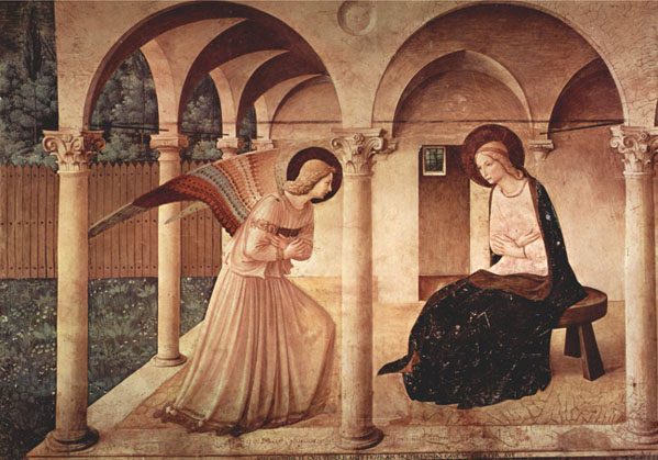 Bence fra angelico 1