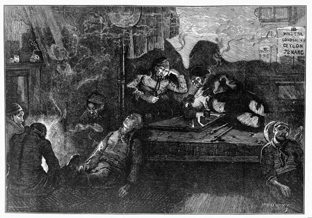 Holmes-opium-den