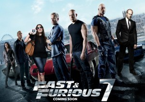 "Action Filled ""Furious 7"" Trailer Released"