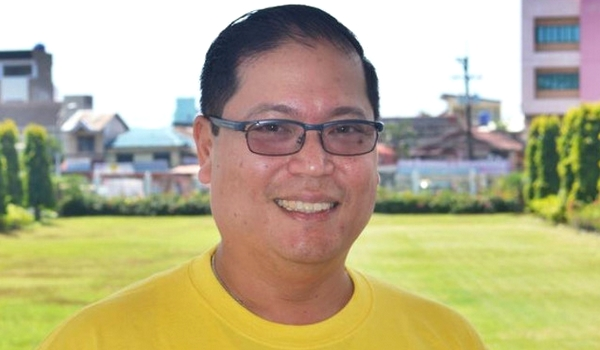 Jed Patrick Mabilog, Mayor of Iloilo City, Philippines