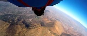 Chilean Wingsuit Pilot Sebastian Alvarez